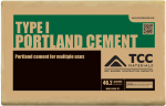 TCC (MF) 47# PORTLAND CEMENT TYPE I BOM100910