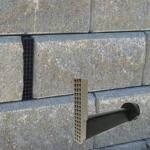 Gray Wall Drain Pro