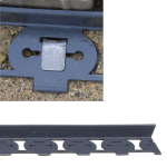 7 ft 8 in. Universal Paver Rail