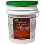 5 gal DECRA-SEAL Natural Water-Based Sealer