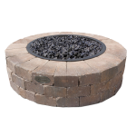 Necessories' Beechwood Grand Gas Fire Ring Kit