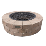 Necessories' Desert Grand Gas Fire Ring Kit