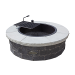 Necessories' Onyx Grand Fire Ring Pit