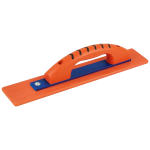 16 in. x 3 in. Orange Thunder Hand Float with ProForm Handle Model CF2016PF