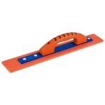 20 in. x 3 in. Orange Thunder Hand Float with ProForm Handle Model CF2020PF