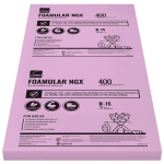 3 in. x 4 ft x 8 ft FOAMULAR NGX 400 High-Performance XPS Insulation
